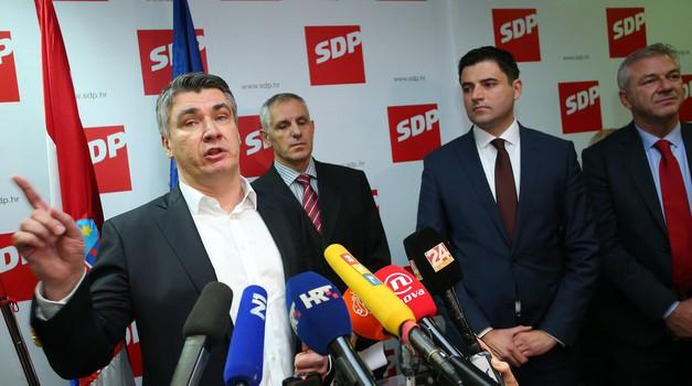 - Išao sam i glavom tamo gdje drugi nisu htjeli postaviti ni nogu, riječi su Zoran Milanovića kojima je slikovito istaknuo zašto se kandidira za predsjednika RH