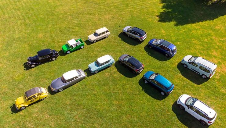 Citroën, najinovativniji proizvođač automobila, slavi 100. rođendan