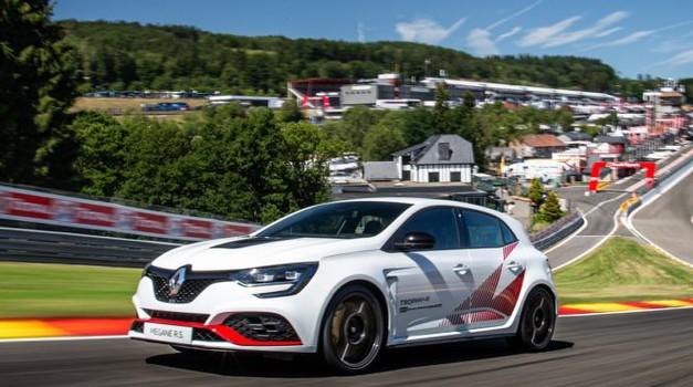 Novi rekord za Renault Megane R.S. Trophy-R
