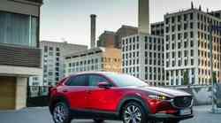 Električna Mazda CX-30 bit će predstavljena za mjesec dana