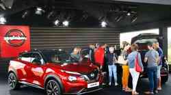 Nissan Juke je glavna zvijezda u Francfortu