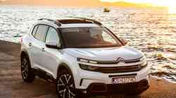 TEST: Citroen C5 Aircross SHINE BlueHDi 180 S&S EAT8