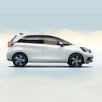 Honda Jazz now electrified in every option (foto: Honda)