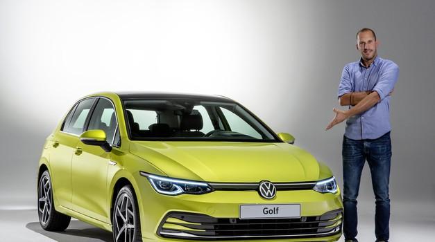 Sve o novom Volkswagen Golfu, 6 pogona, od benzinaca, dizelaša, preko struje sve do plina, najsnažniji i 300 KS, u prodaji već u prosincu 2019.