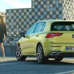 Golf 8 raskrinkan i prije svjetske premijere! Što kažete? Svjetska premijera uživo iz Wolfsburga https://www.volkswagen-newsroom.com/en (foto: VW press)