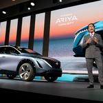 VIDEO: U Europi je glavna zvijezda VW Golf, a na Tokyo Motor Showu 2019. lavinu uzbuđenja izazvao Nissan s Ariya Conceptom (foto: Nissan press)