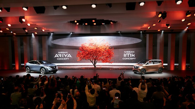 VIDEO: U Europi je glavna zvijezda VW Golf, a na Tokyo Motor Showu 2019. lavinu uzbuđenja izazvao Nissan s Ariya Conceptom