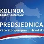 ANKETA: Izaberite predsjednika i najbolji slogan te osvojite 3 x 2 ulaznice za HL Start Božićni party (foto: Kolinda)