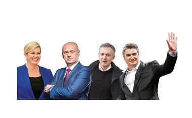 ANKETA  Tko će biti novi predsjednik Hrvatske? Odaberite sami svoju kandidatkinju/kandidata?