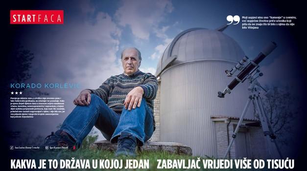 The Planetary Society nagradio KORADA KORLEVIĆA STARTFACU novog Starta i njih još samo 5 svjetskih zanesenjaka astronoma EKSKLUZIVNO U STARTU