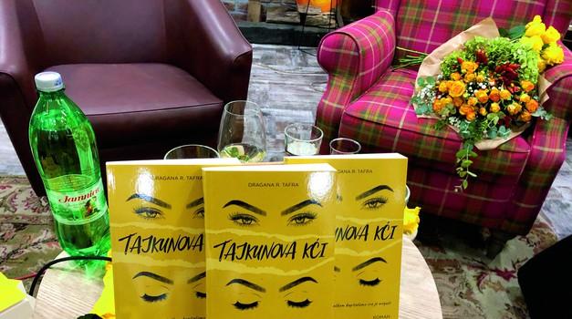 """DARUJEMO """"Tajkunovu kći"""", napeti roman o hrvatskim bogatašima i njihovim smicalicama, ljubavnim avanturama, velikim prevarama... onima koji točno odgovore na naše pitanje"""