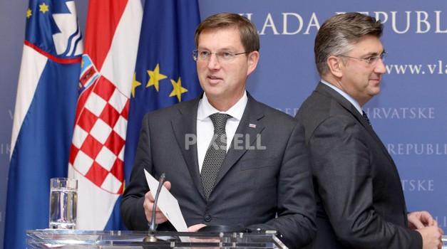"""Plenković čita kako mu se svidi, jer EU sud je napisao da obje strane """"moraju poštivati arbitražu i primijeniti je"""". Granice su određene i mi odluku poštujemo. Odluka EU suda za Sloveniju je odlična"""
