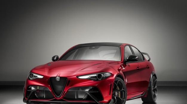 Alfa Romeo Giulija Veloce GTAm posebna je zvijer s 540 konja - ona je cuore sportiva u ekskluzivnoj i limitiranoj ediciji od samo 500 primjeraka iz lombardijskog središta paprenih oktanskih virusa