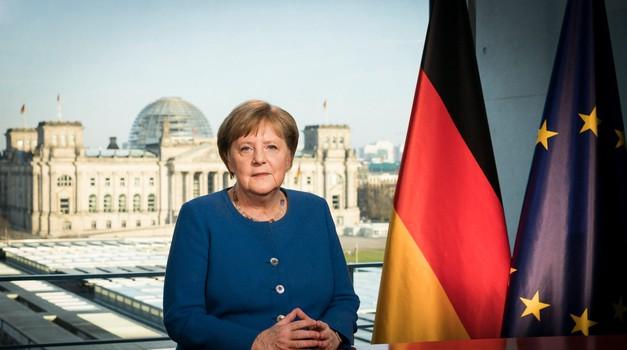 """""""Tako govori Kancelar!"""" Angela Merkel u dramatičnom govoru naredila: - Suzdržite se druženja i budite doma! Ovo je najveći izazov nakon II. svj. rata! Ponovila je riječi znanstevnika i dr. Štagljara"""