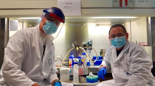 """Ujedinjeni protiv SARS-CoV-2, poručuje prof. dr. sci. Igor Štagljar. Hrvatska pamet na """"University of Toronto"""" s kineskim znanstvenikom protiv pandemije - ZA VAN IZ KUĆE"""