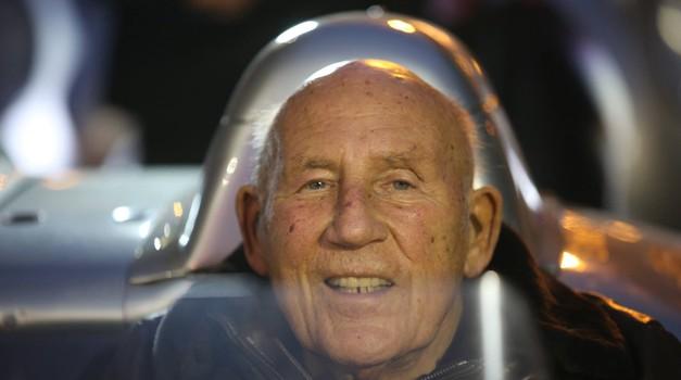 Sir Stirling Moss, vječiti drugi u Formuli 1 - Nikad nije bio svjetski prvak, a pobijedio je u gotovo svakoj drugoj utrci u kojoj je sudjelovao i zato što su mu rivali bili Fangio, Hill, Brabham