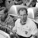 Sir Stirling Moss, vječiti drugi u Formuli 1 - Nikad nije bio svjetski prvak, a pobijedio je u gotovo svakoj drugoj utrci u kojoj je sudjelovao i zato što su mu rivali bili Fangio, Hill, Brabham (foto: Mercedes Museum)
