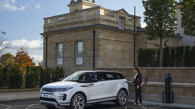 Da nema više benzinaca bez pomoći elektrike svjedoče i novi Land Rover Discovery Sport, a i Range Rover Evoque