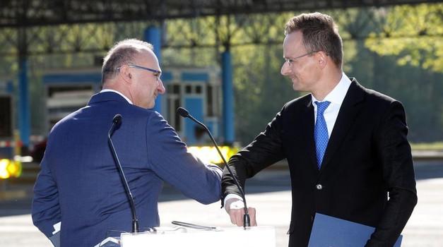 Mađarski šef diplomacije zahvalio Hrvatskoj što je stala u obranu njegove zemlje