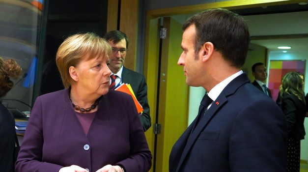 Merkel i Macron predlažu novi fond za oporavak težak 500 milijardi eura