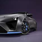 This is the first methanol-powered serial car (foto: Gumpert)