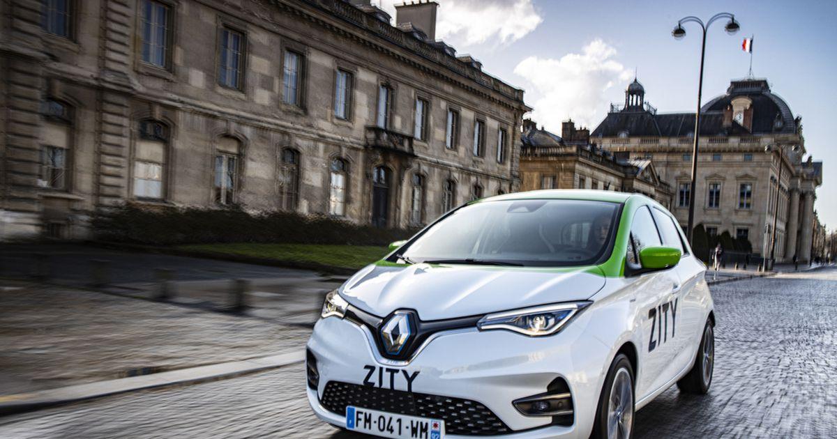 Pariz i Madrid nude stotine električnih Renault ZOE i po cijeni od po samo 3 eura dnevno