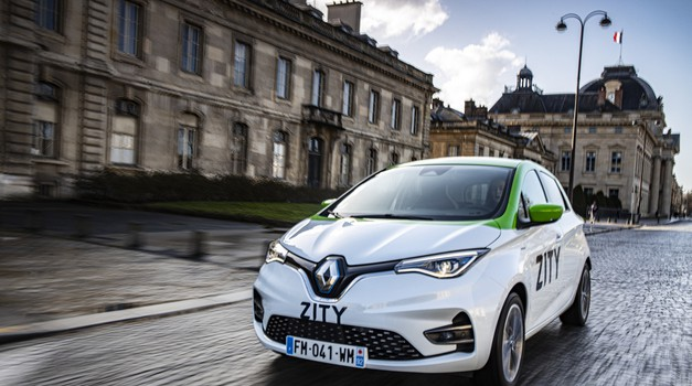 Pariz i Madrid nude stotine električnih Renault ZOE i po cijeni od po samo 35 eura dnevno