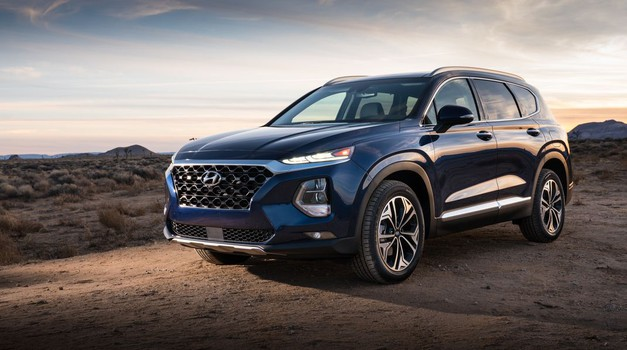"Hyundai otkrio novi ""faceliftani"" Santa Fe"