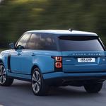 Zlatni pir Range Rovera koji predstavlja ultimativan luksuz u kombinaciji s treneskim sposobnostima na 4 kotača. Imaju razloga za slavlje. Evoque, Velar i Sport u limitiranoj izvedbi od 1970 komada (foto: Jaguar-Land Rover)