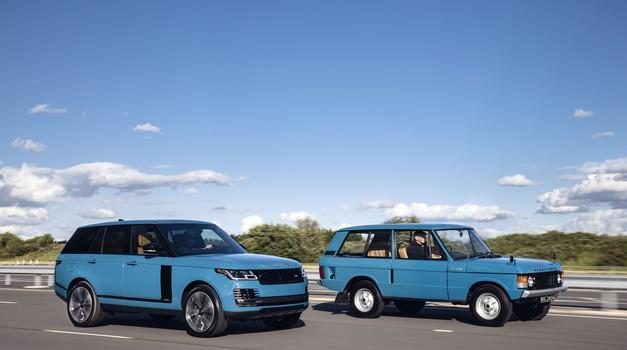 Zlatni pir Range Rovera koji predstavlja ultimativan luksuz u kombinaciji s treneskim sposobnostima na 4 kotača. Imaju razloga za slavlje. Evoque, Velar i Sport u limitiranoj izvedbi od 1970 komada