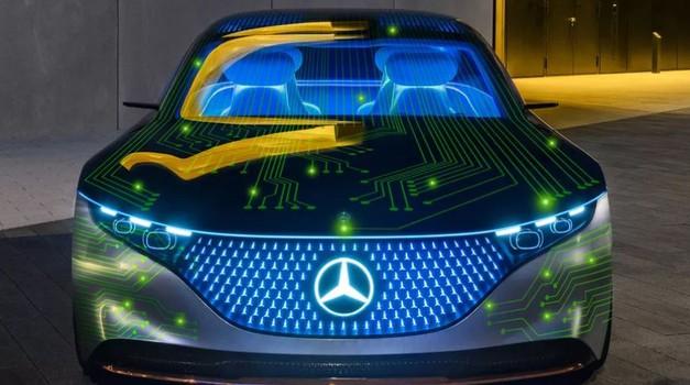 Kompanija priznata u industriji kompjutorskih igrica i Mercedes zajedno stvaraju super-računalo za automobil