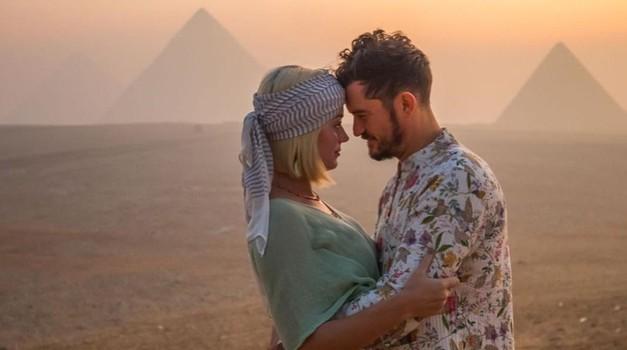 Katy Perry i Orlando Bloom pripremaju se za rođenje svoje kćeri
