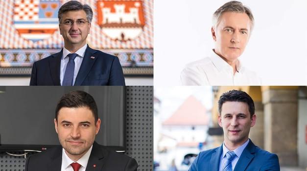 PITAMO VAS: Tko je Vaš favorit na parlamentarnim izborima - birajte u velikoj START anketi između devet opcija!