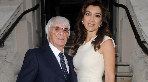 89-godišnji bivši šef Formule 1 Bernie Ecclestone četvrti put postao otac