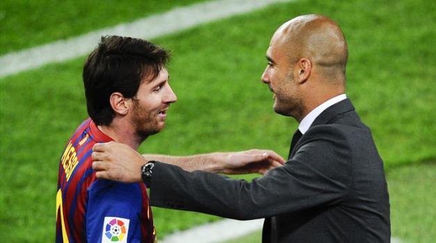 Guardiola o sukobu Barcelone i Messija