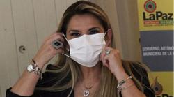 Bolivijska predsjednica Jeanine Añez Chavez pozitivna na koronavirus