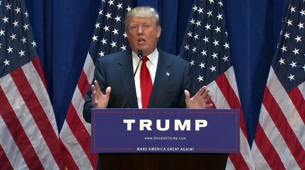 """Trump: """"Bila bi šteta da Sjedinjene Američke Države igrom prilika napuste NATO"""""""
