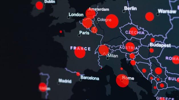 Srbija i Crna Gora skinute s EU-ova popisa sigurnih zemalja