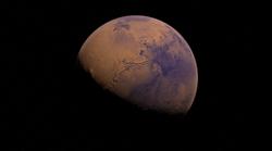 Mars je nekoć bio prekriven ledom, a ne rijekama