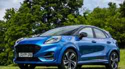 TEST: Ford Puma 1.0 EcoBoost mHEV ST Line X