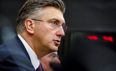 Plenković zadovoljan odlukom EK-a o predujmu za pomoć nakon potresa