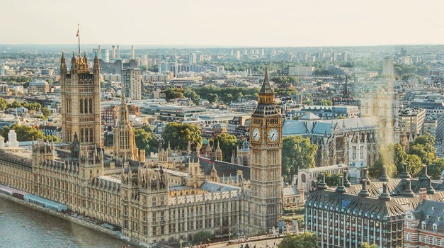 Britanski BDP u drugom kvartalu pao za 20 posto