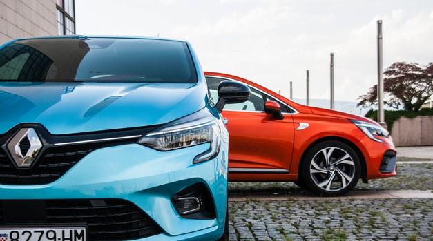 TEST: Renault Clio TCe 100 vs. TCe 130 EDC