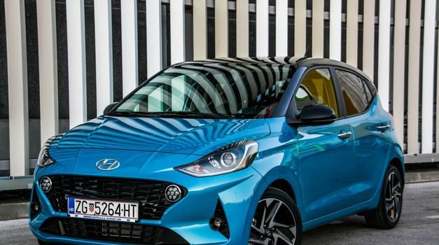 TEST: Hyundai i10 1.0 MPI 5MT PREMIUM