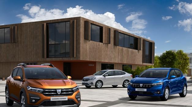 To je nova, najjeftinija Dacia - novi Sandero s Clijom je dijelio i dijeli platformu, a sad mu je sve više i nalik
