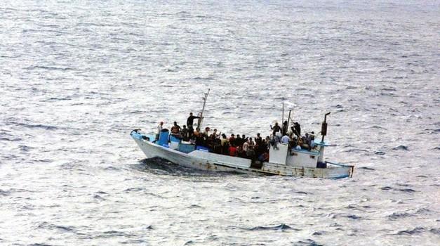 Na Lampedusu u nedjelju pristigao rekordan broj čamaca s migrantima iz sjeverne Afrike