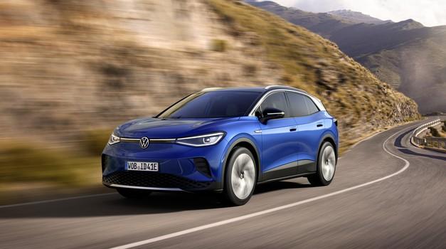"""""""Drang nach Electric"""", VW uvodi struju iz sve snage, a novi je hit ID.4, puno veći brat električnog Golfa imena ID.3"""