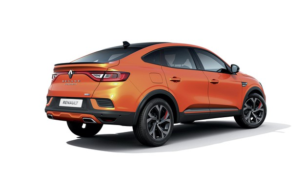 Novi Megane zove se Conquest, SUV coupe je i to još hibrid i samo spravljen za Europu
