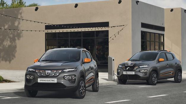 Stiže najjeftiniji električni auto u Europi -  Dacia Spring, 26,8 kWh baterija za 225 km autonomije - samo 80.000 kn