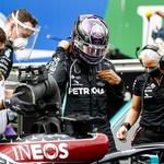 """Na stazi """"Vlak smrti"""" Hamilton je nastavio redati rekorde, od jučer je No.1 po broju pobjeda u Velikom cirkusu (foto: Daimler)"""